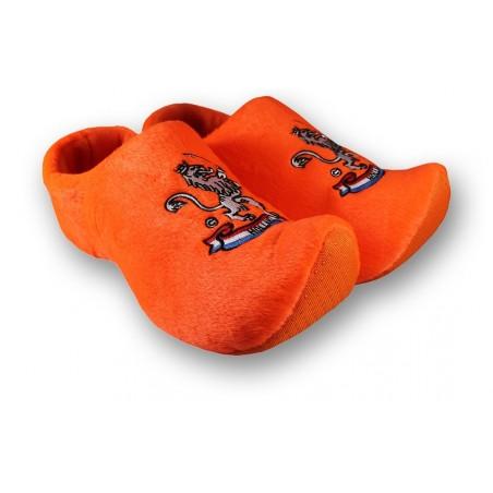 Klomppantoffels Oranje leeuw