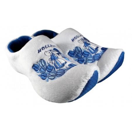 Klomppantoffels Delfts Blauw Kiss Holland